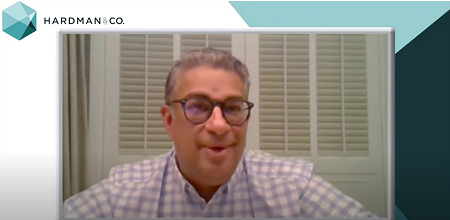 The technology mega-trends for 2021 and beyond: with Hardman & Co tech guru Milan Radia