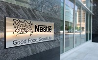 Nestle sees growth boosted by demand for pet food and health products