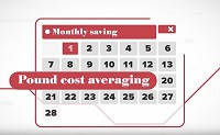 The benefits of monthly saving