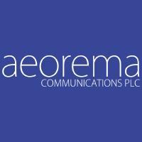 Aeorema Comm. Share News