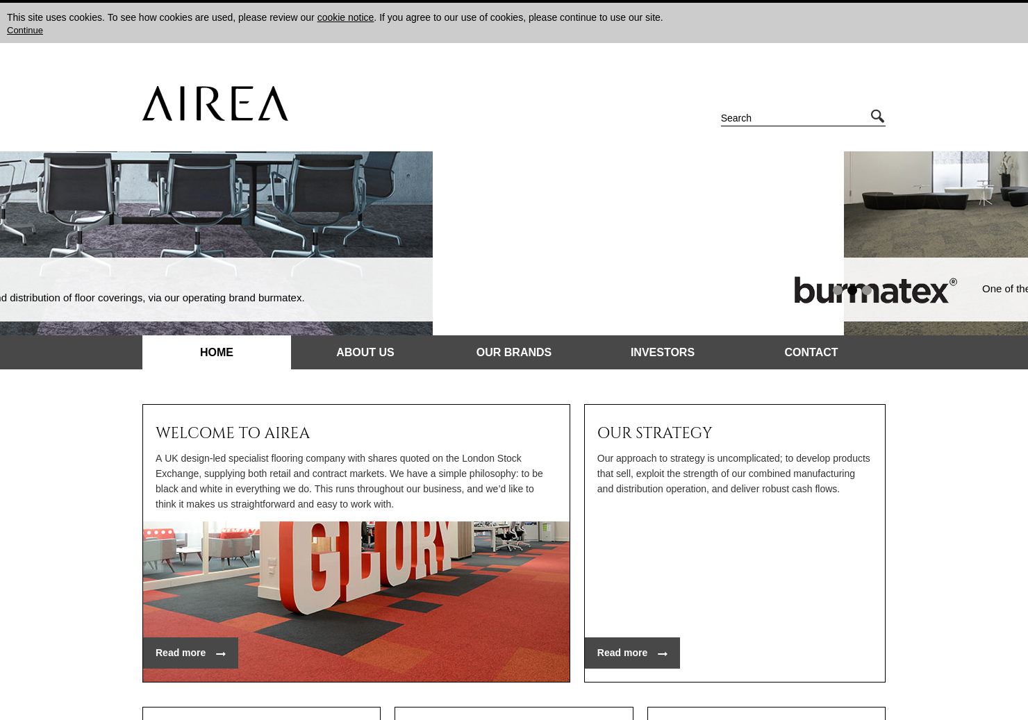 AIREA Home Page