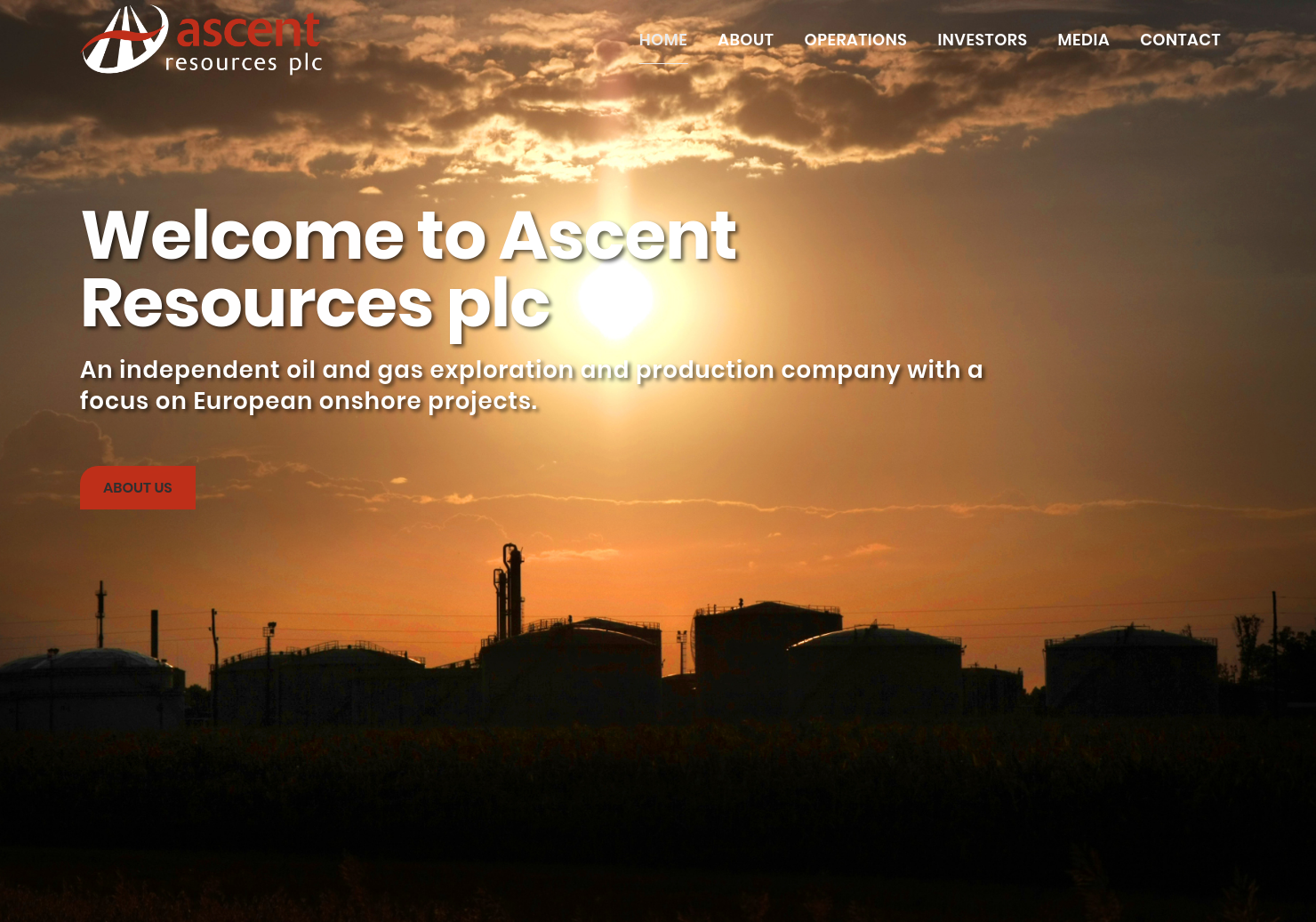 Ascent Resources Home Page