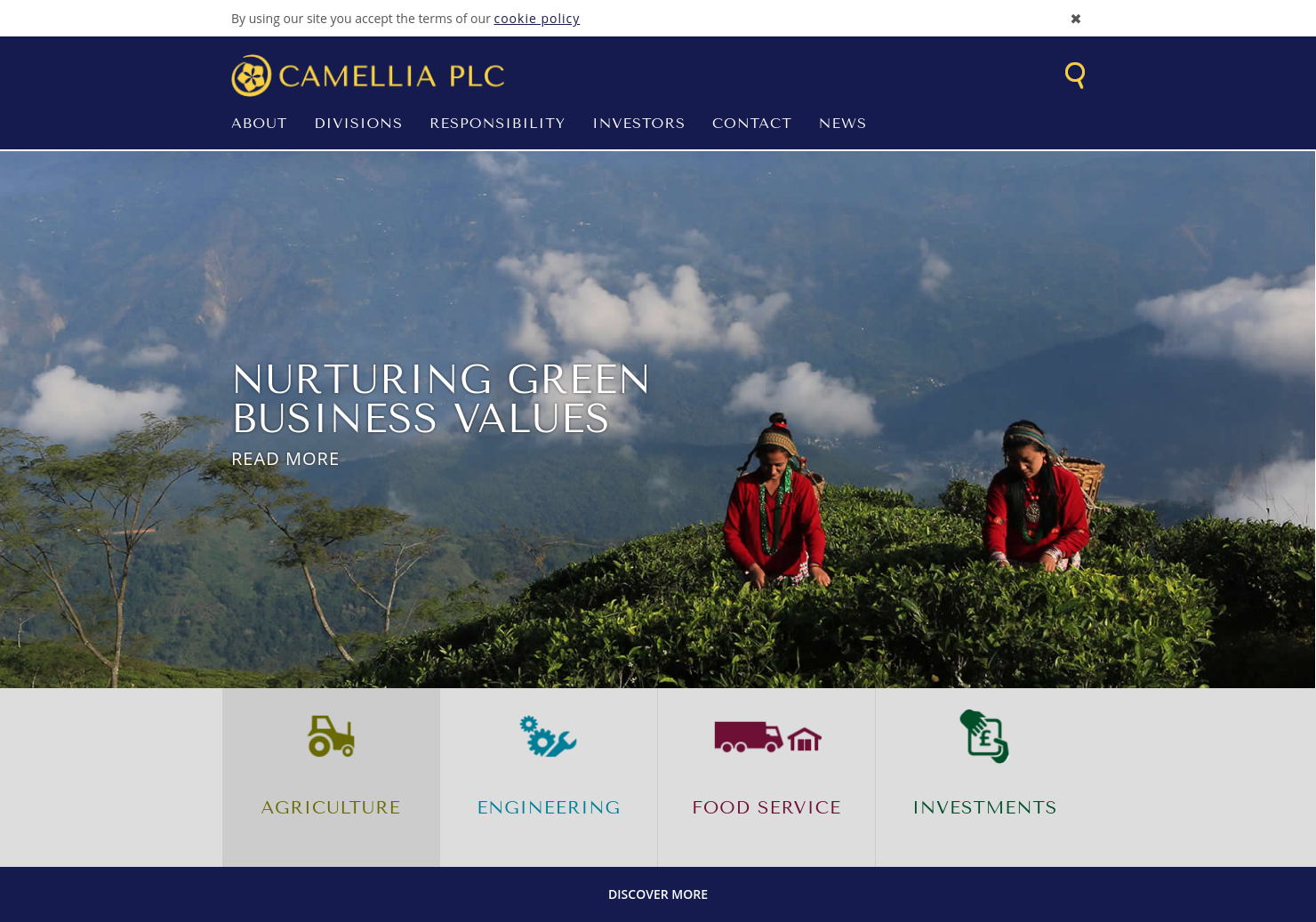 Camellia Home Page