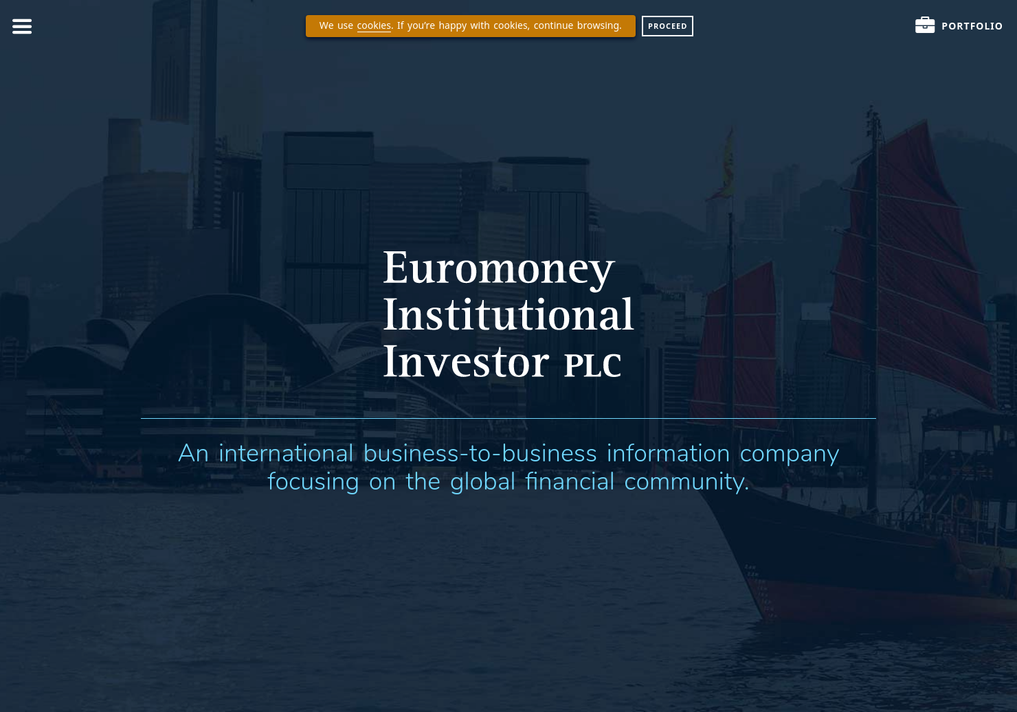 Euromoney Home Page