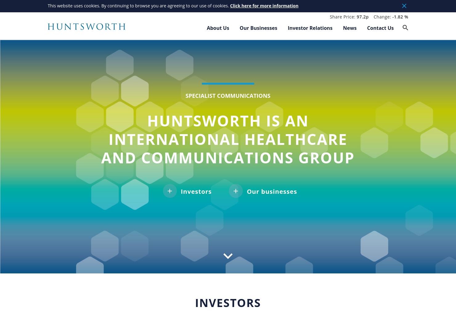 Huntsworth Home Page