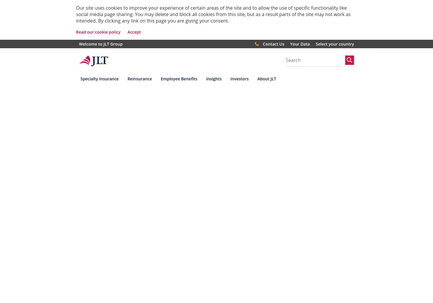 Jardine Lloyd Home Page