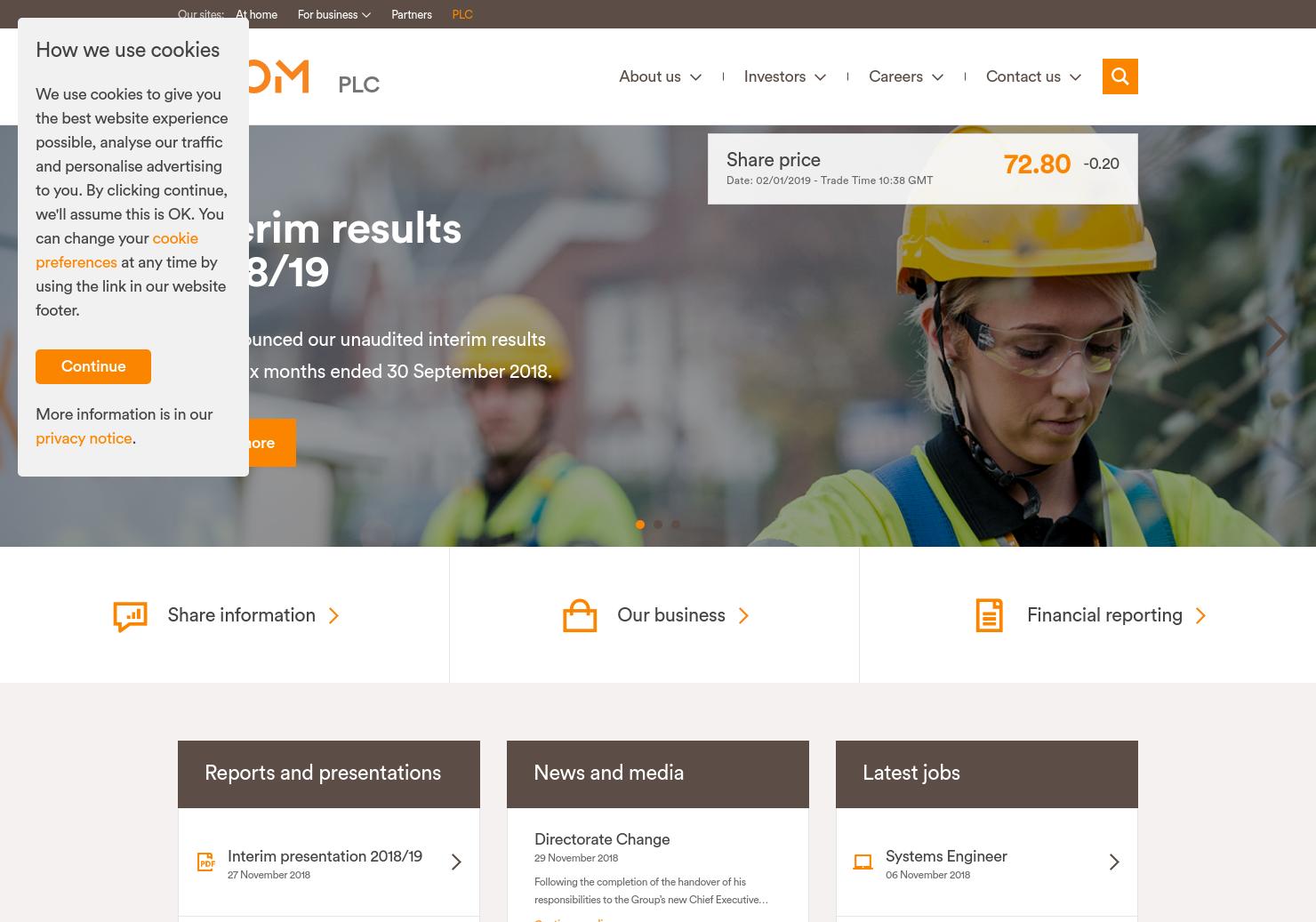 KCOM Home Page