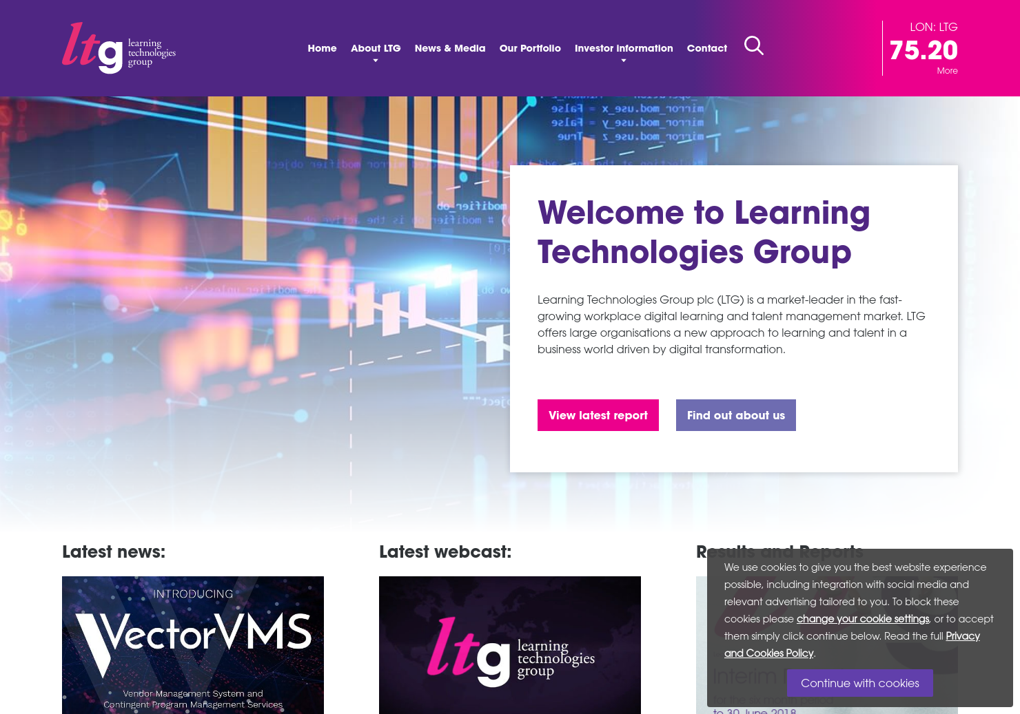 Learning Technologies Group Home Page