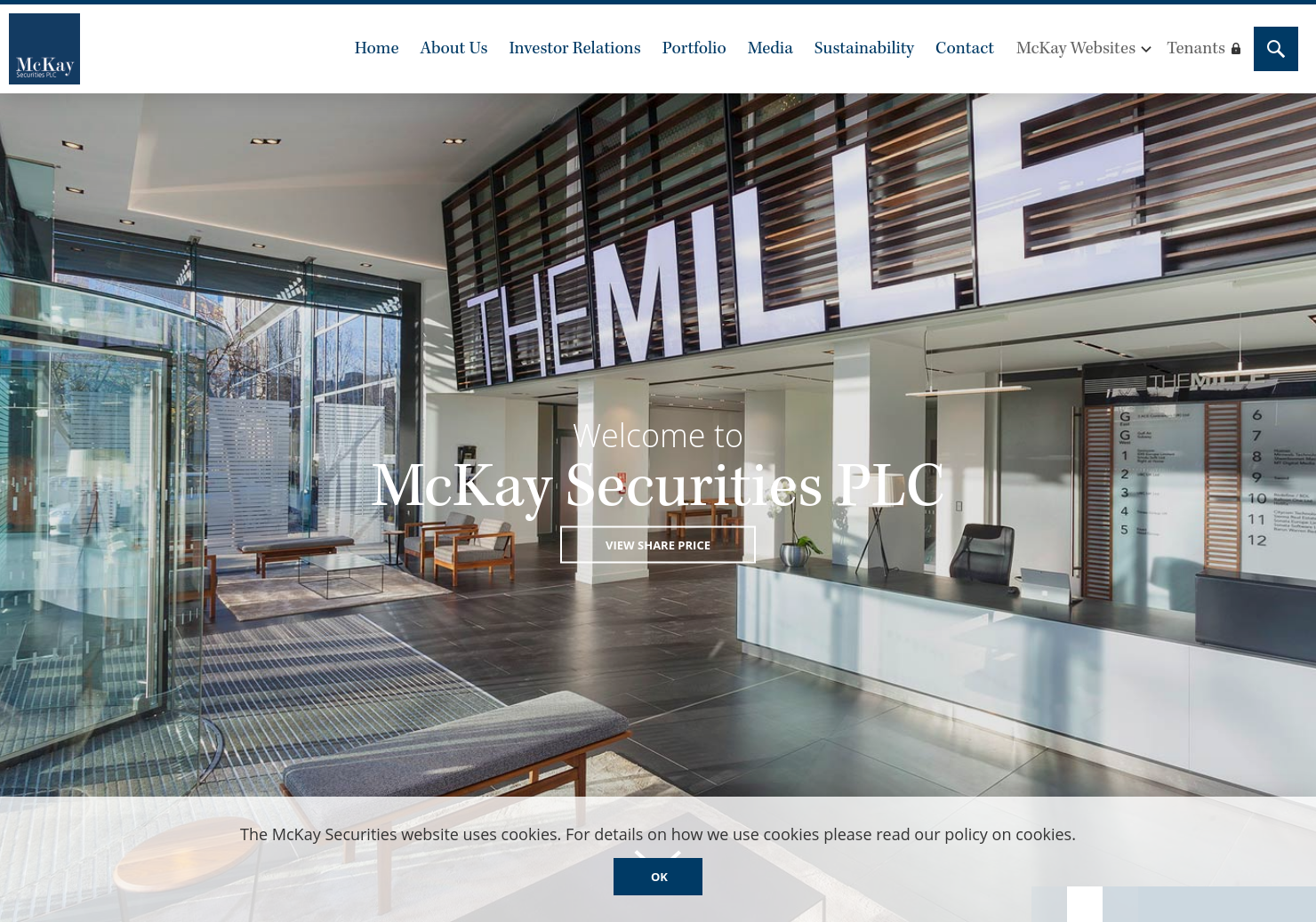 Mckay Securities Home Page