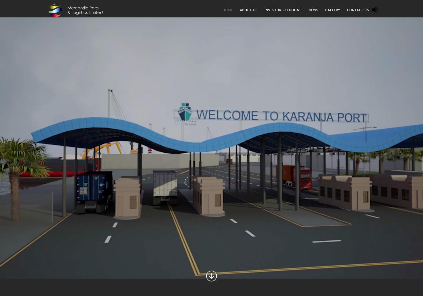 Mercantile Ports & Logistics Home Page