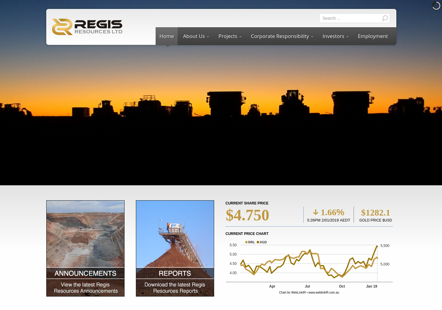 Range Resources Home Page