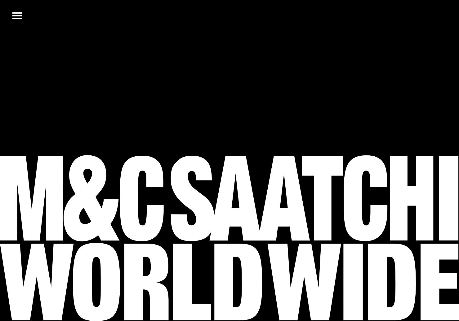 M&C Saatchi Home Page