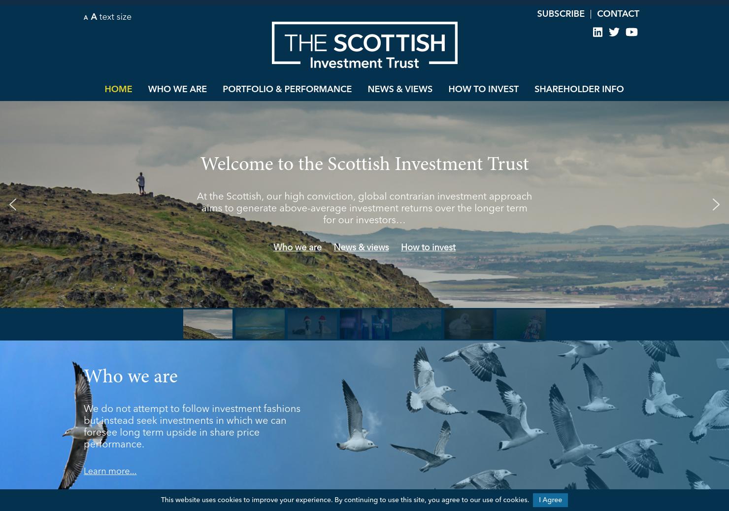Scottish Inv Home Page