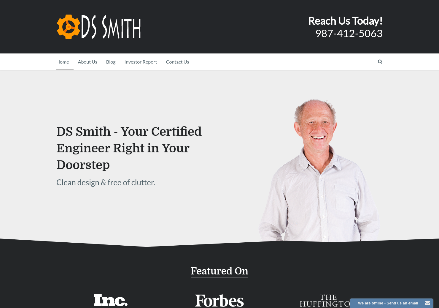 Smith (DS) Home Page