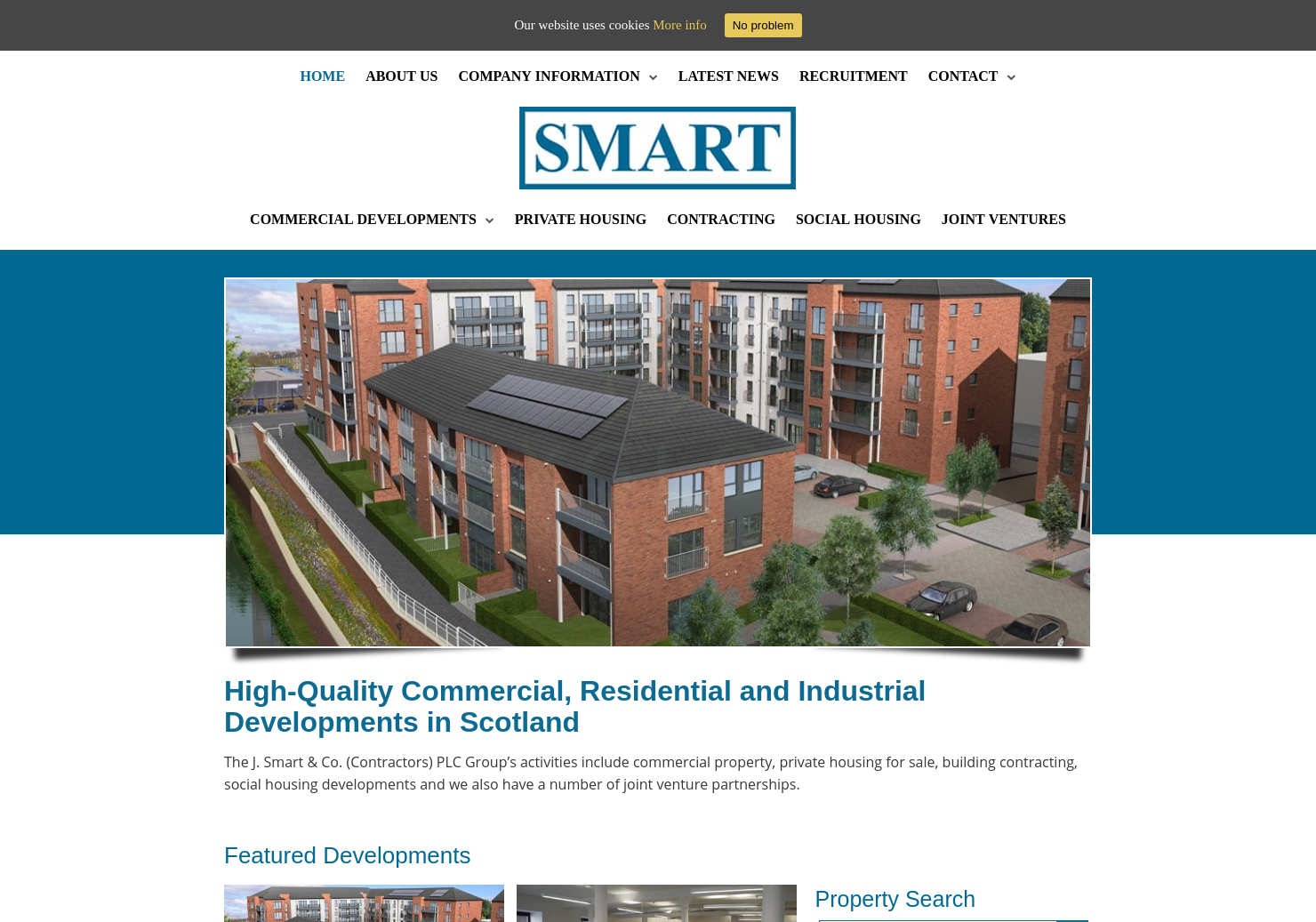 Smart (J) & Co Home Page
