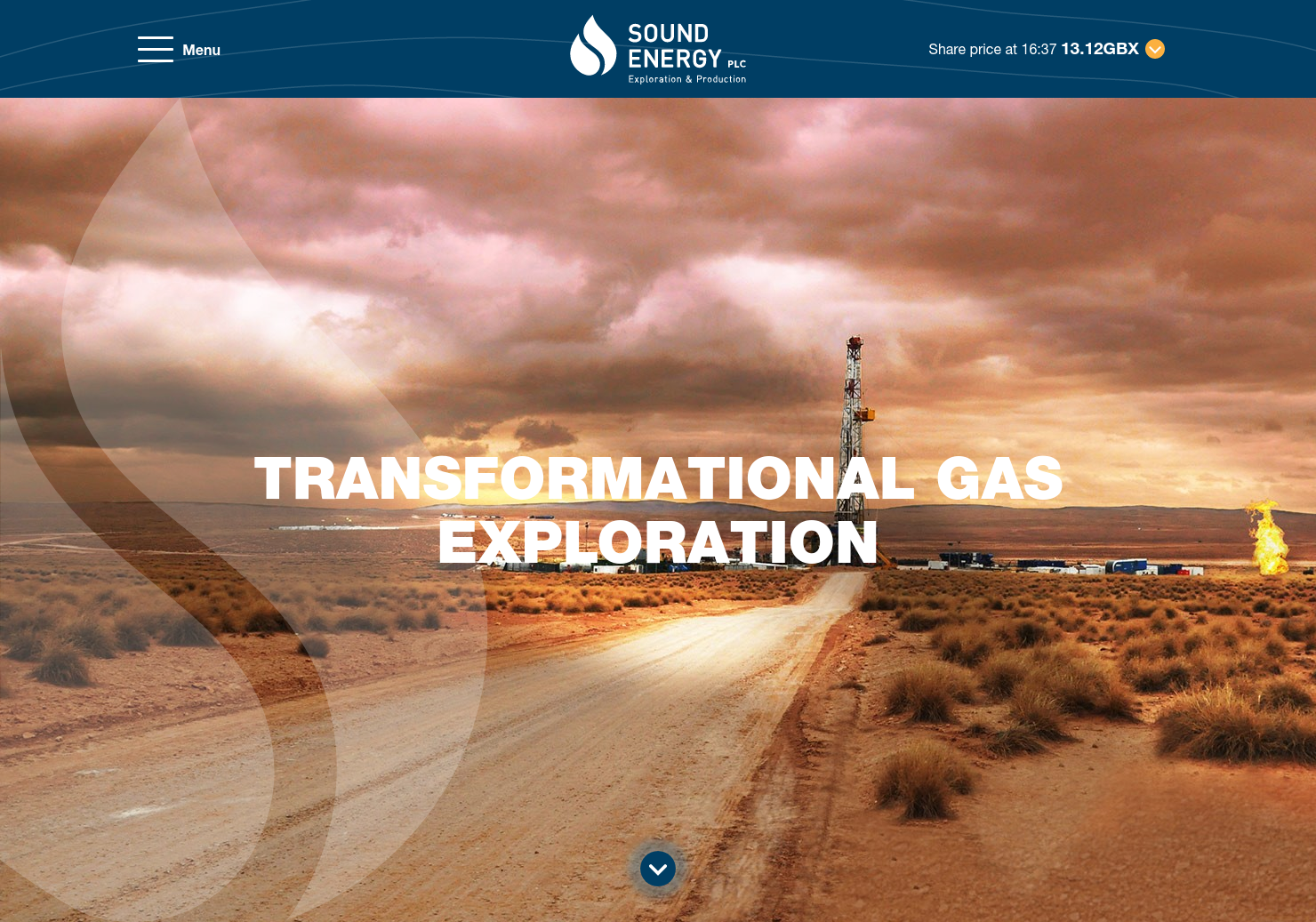 Sound Energy Home Page