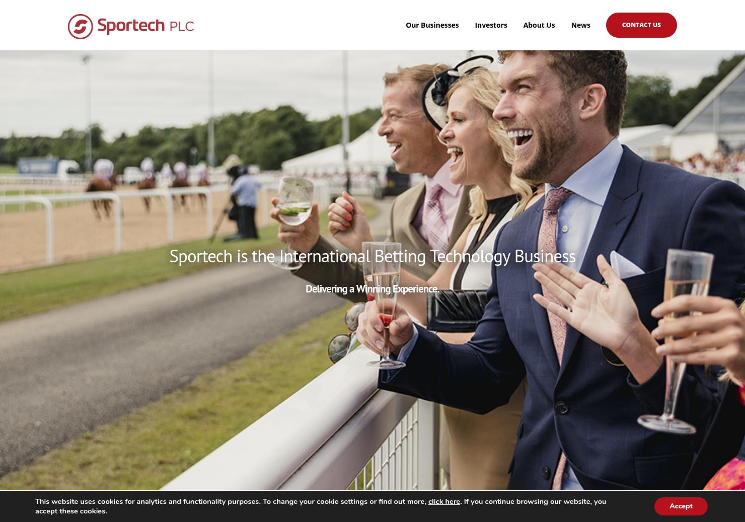 Sportech Home Page
