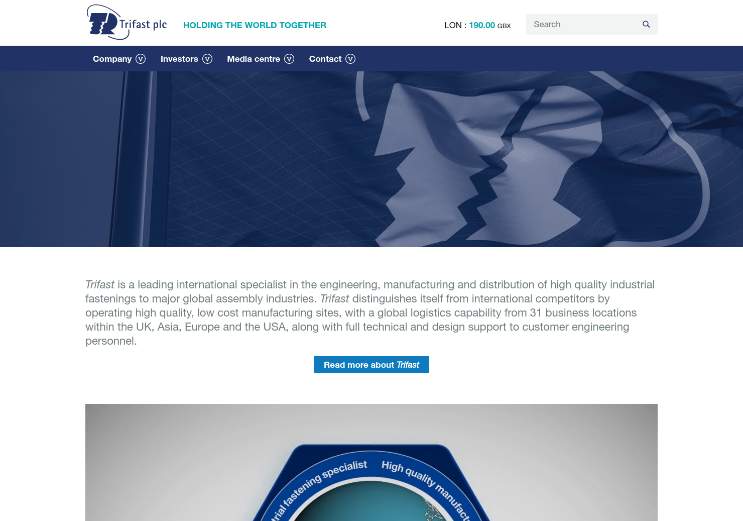 Trifast Home Page
