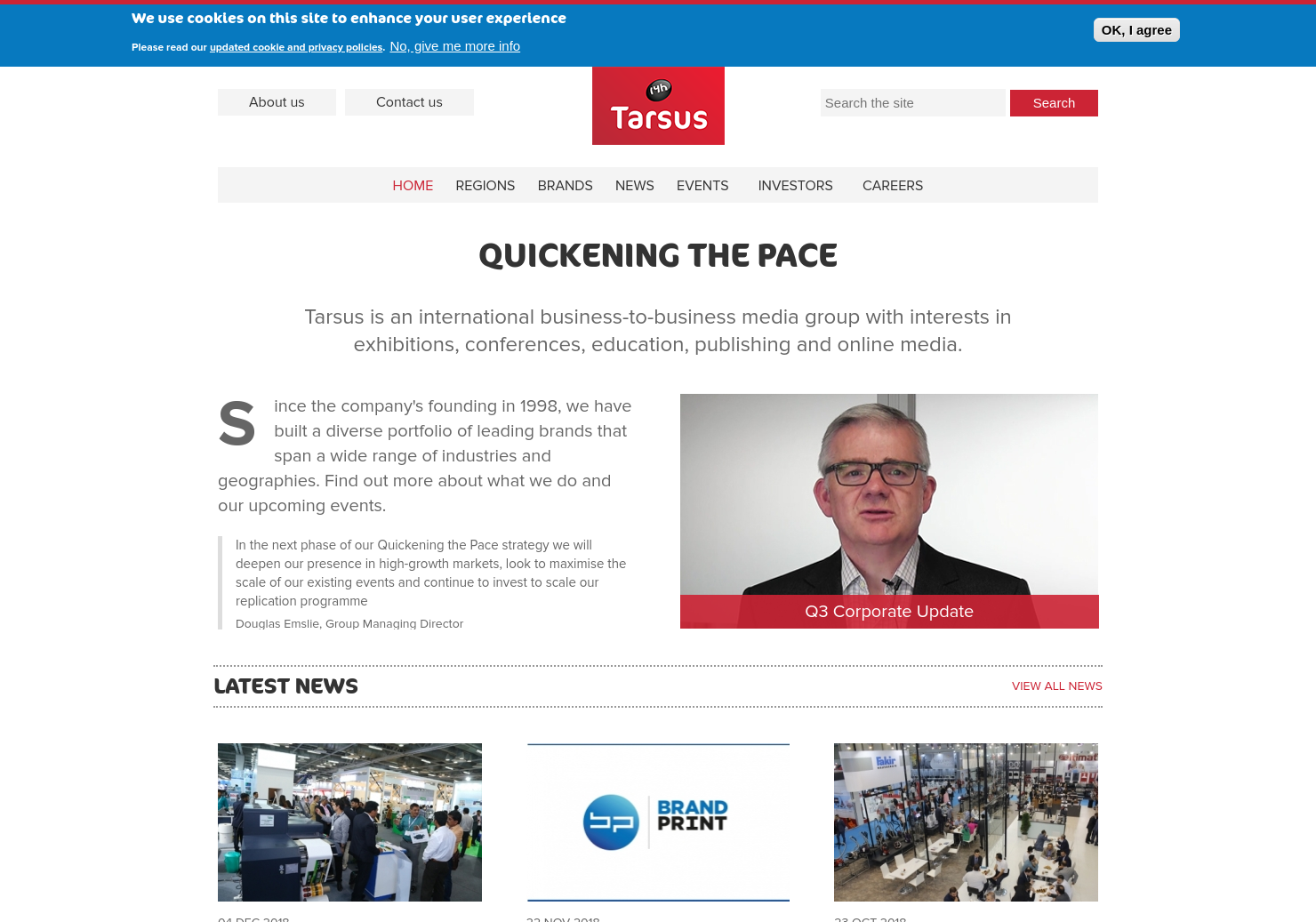 Tarsus Home Page
