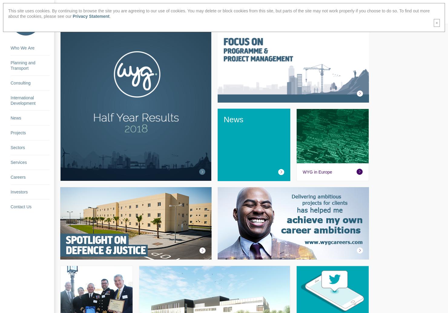 WYG Home Page