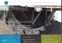 Anglo Pacific Home Page