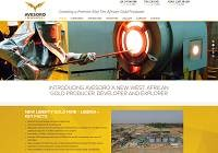 Avesoro Resources Home Page
