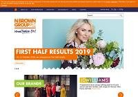 Brown Group Home Page