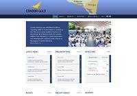 Condor Gold Home Page