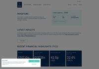 Crest Nicholson Home Page