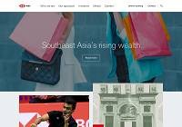 HSBC Holdings Home Page