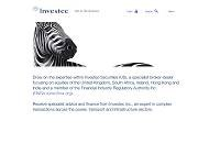 Investec Home Page