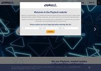 Playtech Home Page