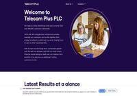 Telecom Plus Home Page