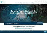 Tt Electronics Home Page
