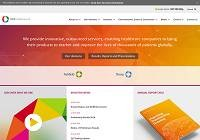 UDG Healthcare Home Page